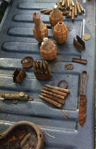 WW2 American Training Finds