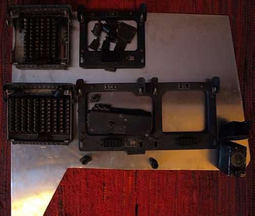 JU188 cockpit restoration!!