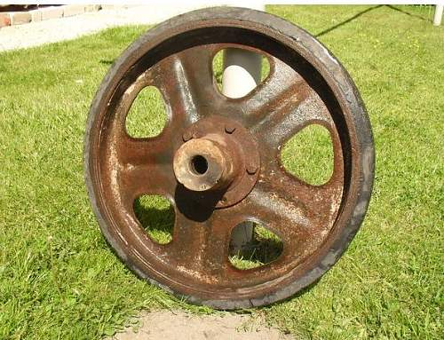 Unknown German wheel