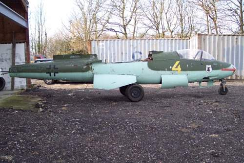 HE 162 for sale!