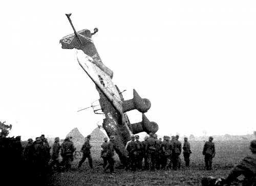 Stolen map and letter from shot down stuka pilot wolfgang vagler's tank buster stuka ace!