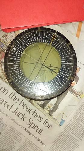 WW2 Aircraft Compass?