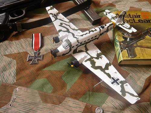 relic from a Junkers JU-52