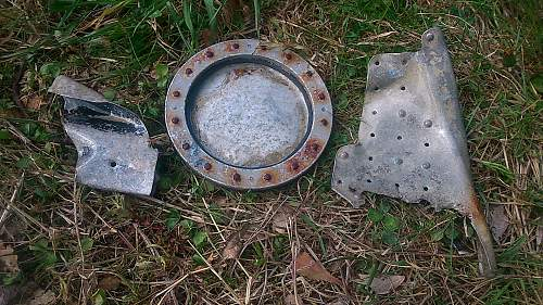 Please tell me these are aircraft pieces?
