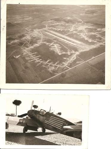 Remains of LIBERATOR