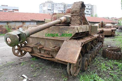 Bulgarian tanks sale