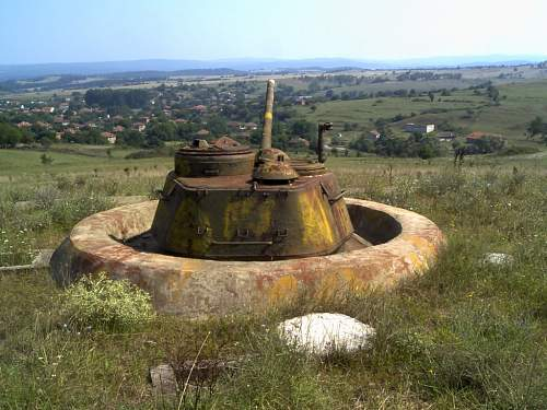 About the tanks recovered in Bulgaria