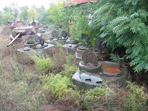 Bulgarian Panzers stock piled..jpg