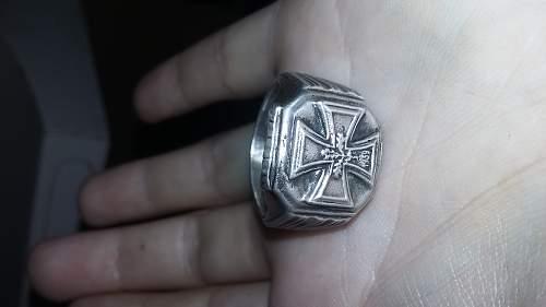 Kriegsmarine ring????