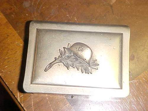 Soldiers Jewelry Box