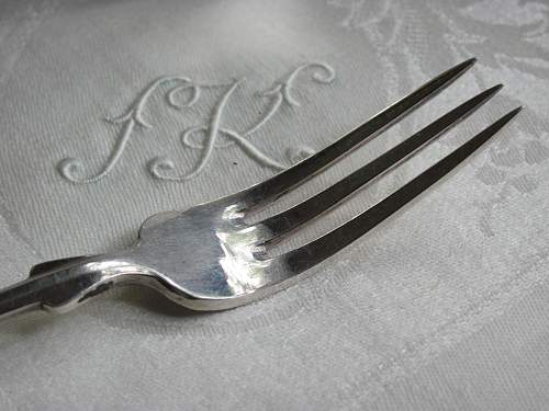 Art Krupp Hans Fank tableware for review. Opinions please?