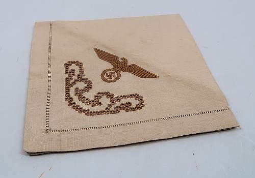 napkin pattern