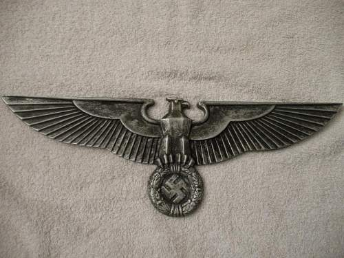 Reichsadler - Your thoughts?