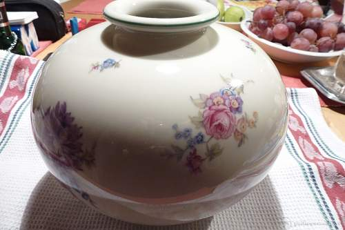 Allach/Bohemia Vase 503