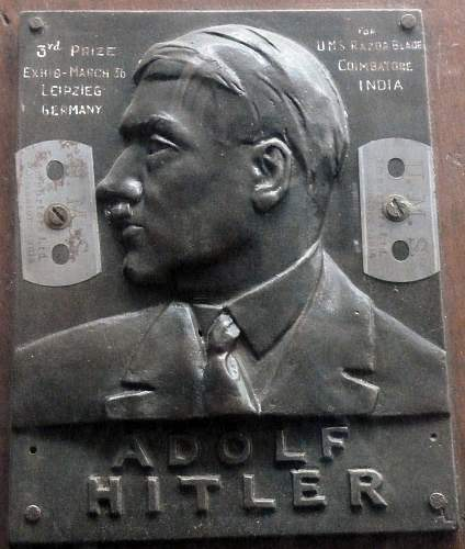 Hitler Plaques