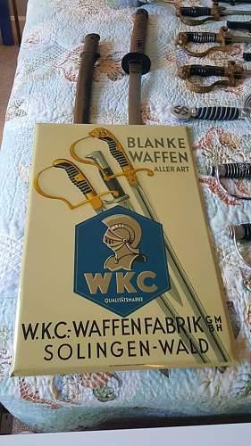 WKC advertisment