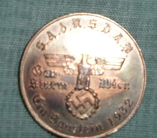 Commemorative coin???help!!!