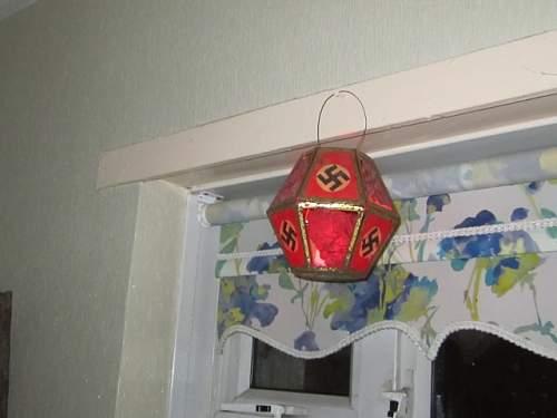 Interesting Rally Lantern