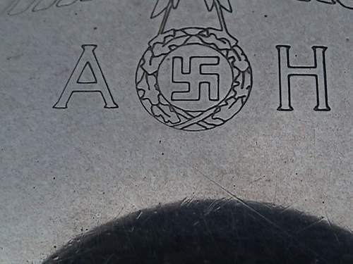AH plate