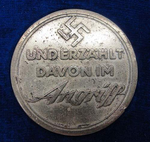Info about this medal