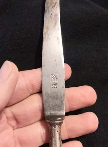 Hitlers silverware?