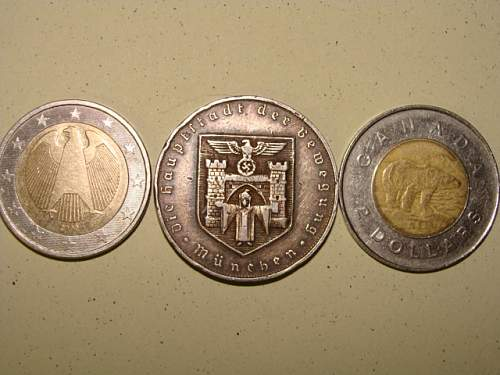 Munchen coin