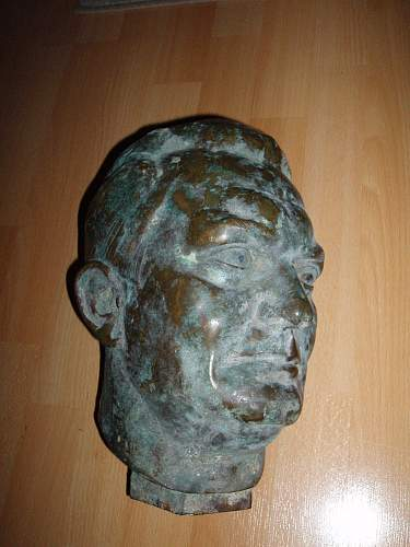 Battledamaged AH busts