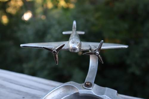 Plane Ashtray