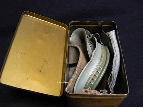 German aluminium box