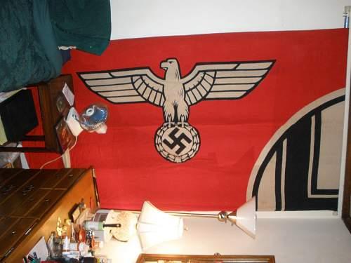 state service flag 3 meters x 5 meters