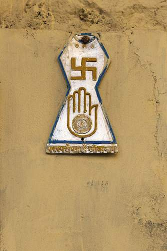 Swastika Pin - Biker-Fantasy piece ?