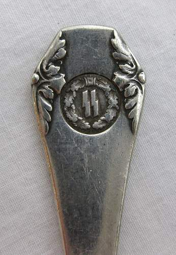 SS Spoon? Real? Thoughts? Thanks:)