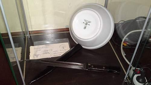 Third reich  bowl