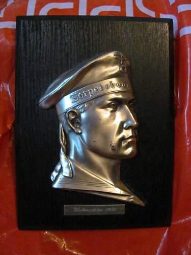 Torpedoboot KM Christmas plaque?