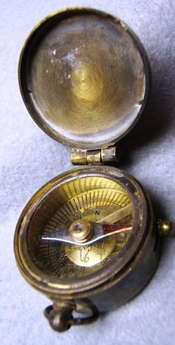 German Olympics  Compass