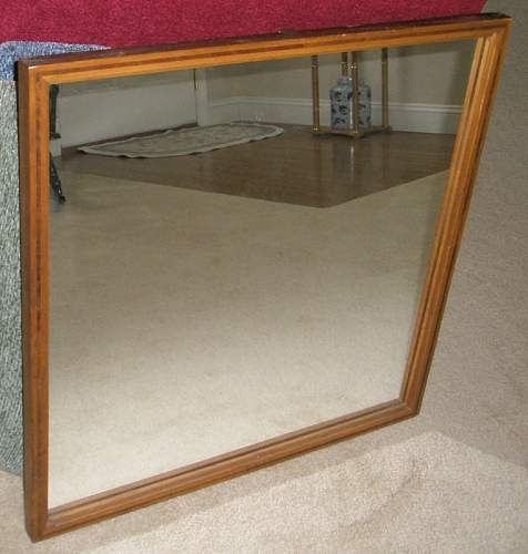 Wall Mirror with Nazi Markings - Thoughts???