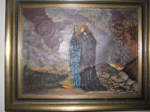 Click image for larger version.  Name:Grandfathers painting 1950 004.JPG Views:160 Size:71.0 KB ID:166754