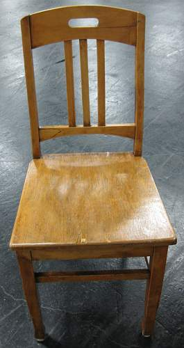 Nazi chair. thoughts?