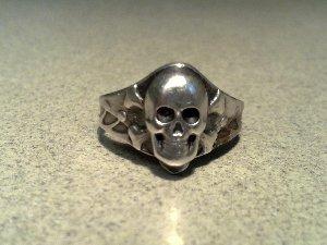 What can it be - Totenkopf Metal Pressing?