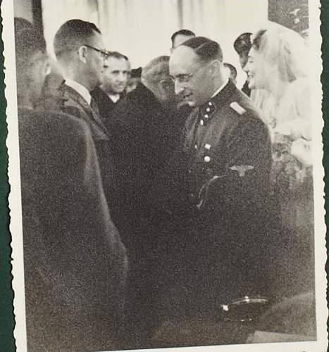 SS Wedding Presentation Copy of Mein Kampf
