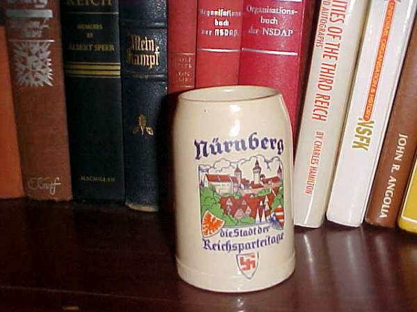 Reichsparteitag Mugs