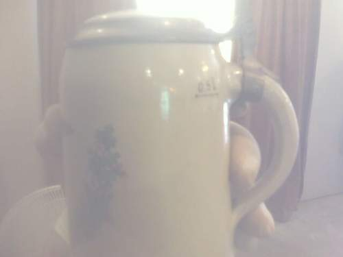SS Beer STEIN---Opinions please.  thanks!