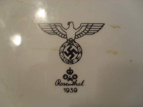 My NSFK1937/39  plate