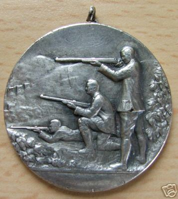 Shooting Medallion