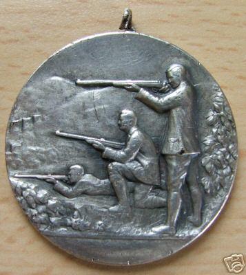 Name:  1932 Vereins Meister Klein Kalibre Schützen Abteilung SCO Medaille obverse.JPG Views: 155 Size:  29.3 KB
