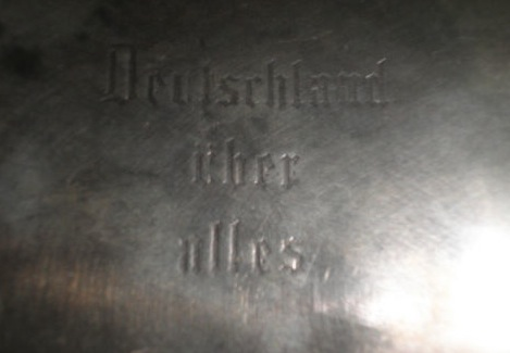 SS hip flask, real or fake??