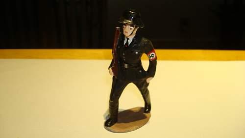 German Figurine