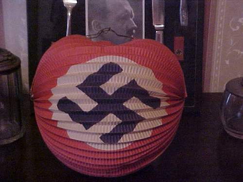 swastika bulb ...any info on these