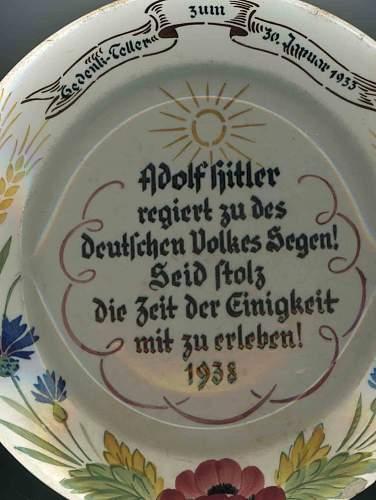 Original plate?