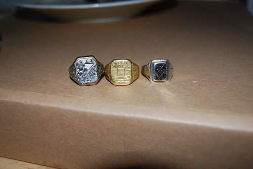 few new rings